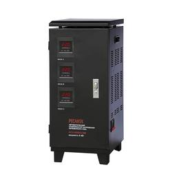 Ресанта ACH-6000/3-ЭМ Трёхфазный стабилизатор Ресанта Стабилизаторы Сварочное оборудование