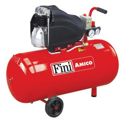 Fini AMICO/I 50/SF2500 Компрессор поршневой с прямой передачей Fini Поршневые Компрессоры