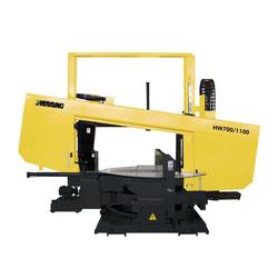HW-700/1100 Everising Полуавтоматический станок двухколонного типа Everising Полуавтоматические Ленточнопильные станки