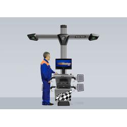 Техно Вектор 7 (7212 T 5 A) Стенд для сход-развала с технологией 3D Технокар Стенды сход-развал Автосервисное оборудование