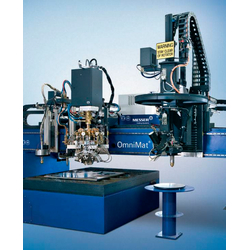 Messer OmniMat машина термической резки с ЧПУ Messer Станки лазерной резки Сварочное оборудование