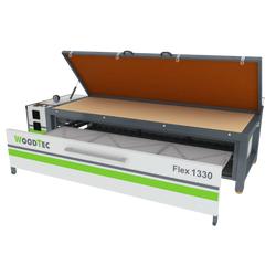WoodTec Flex 1330 Пресс для формовки искусственного камня Woodtec Прессы МБУ Вакуумные пресса