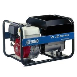 SDMO VX 200/4 H-S Генератор сварочный бензиновый SDMO Бензиновые Сварочные генераторы